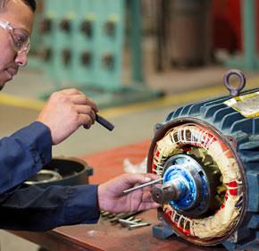Electric Motor Repairs & Generator Repairs