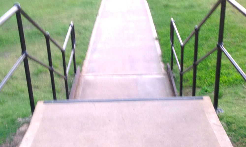 Disabled Handrails 1