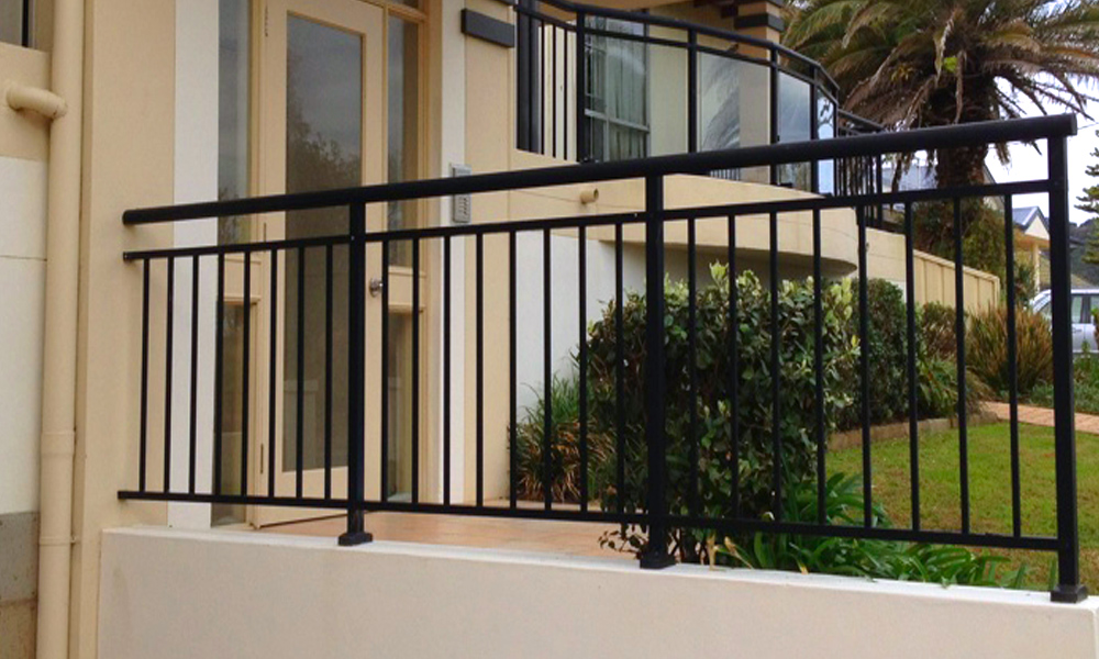 Patio Railings 1