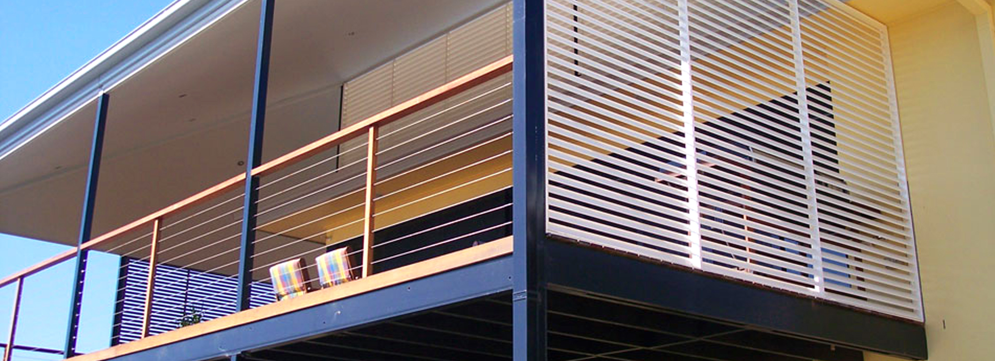 Stainless Wire Balustrades
