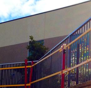 Temporary Handrails