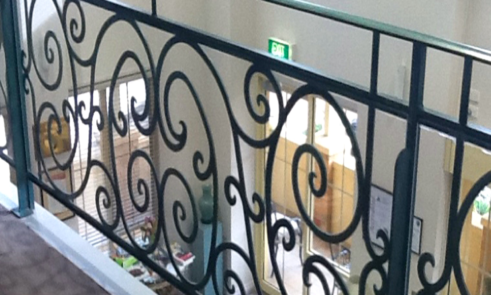 Wrought Iron Balustrades 3