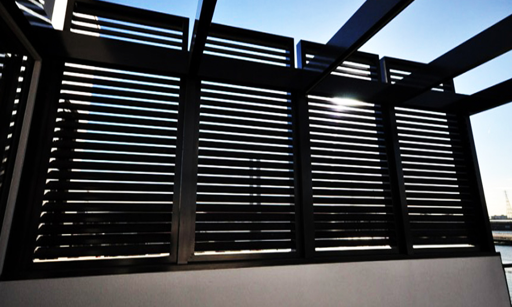 Patio Blinds 1