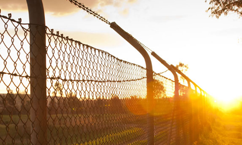 Barbed Wire Fencing 3