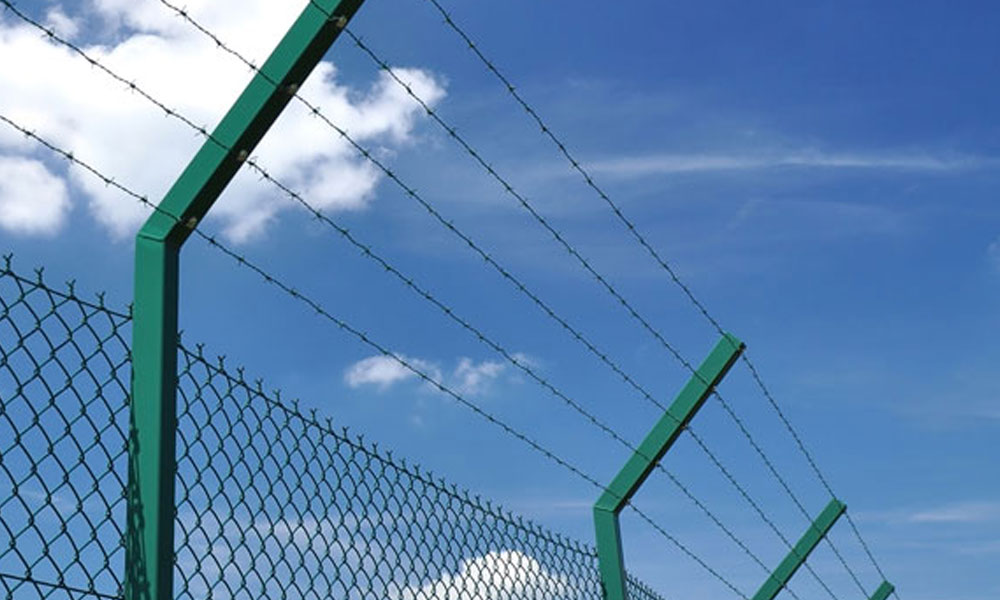Barbed Wire Fencing 8