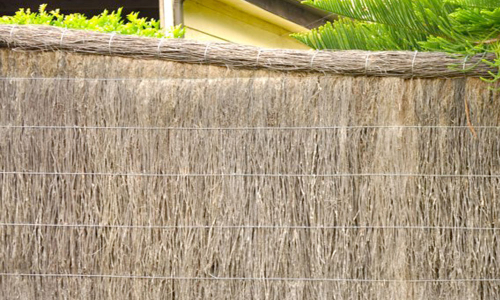 Brushwood Fencing 8