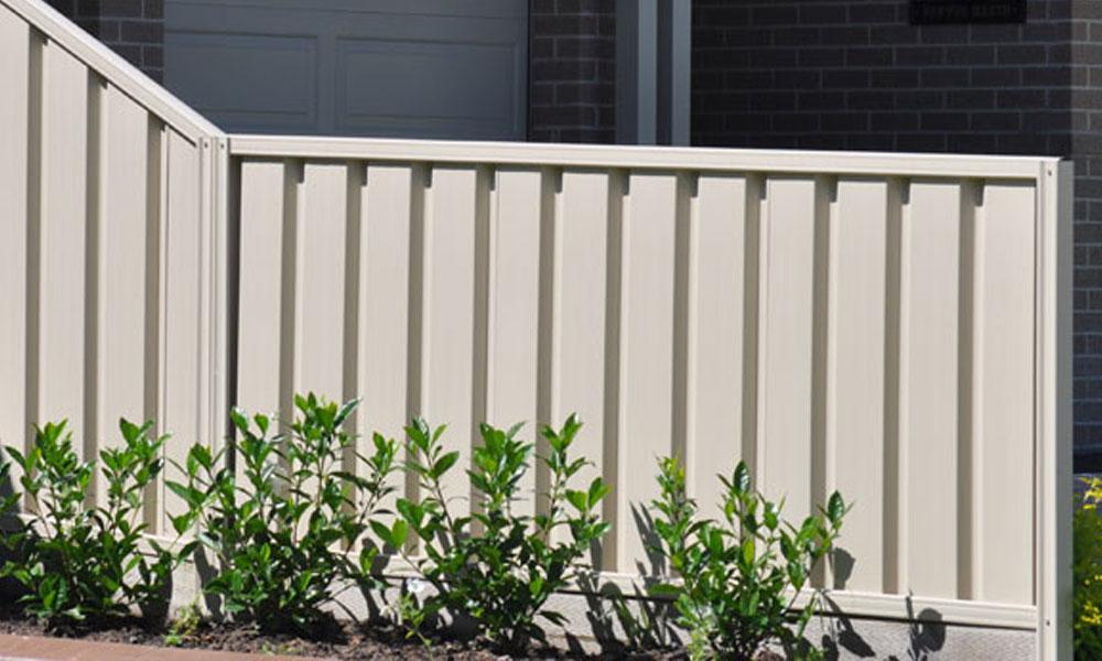 Colorbond Fencing 10