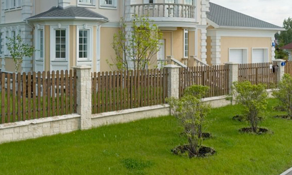 Front Yard Fencing 6
