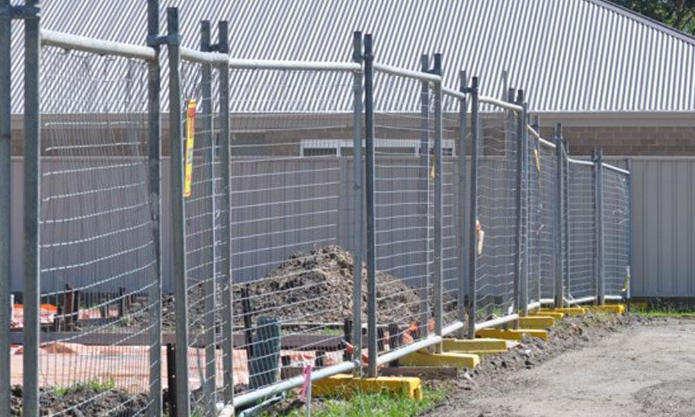 Site Fencing 2
