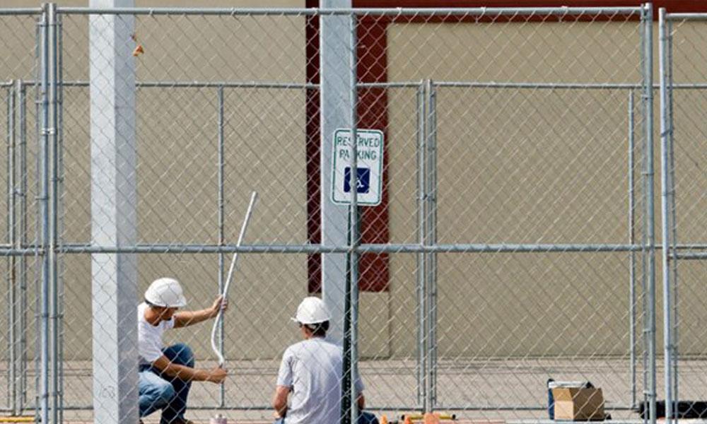 Site Fencing 3