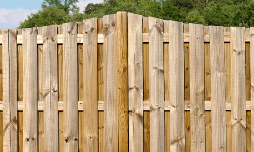 Timber Fencing 3