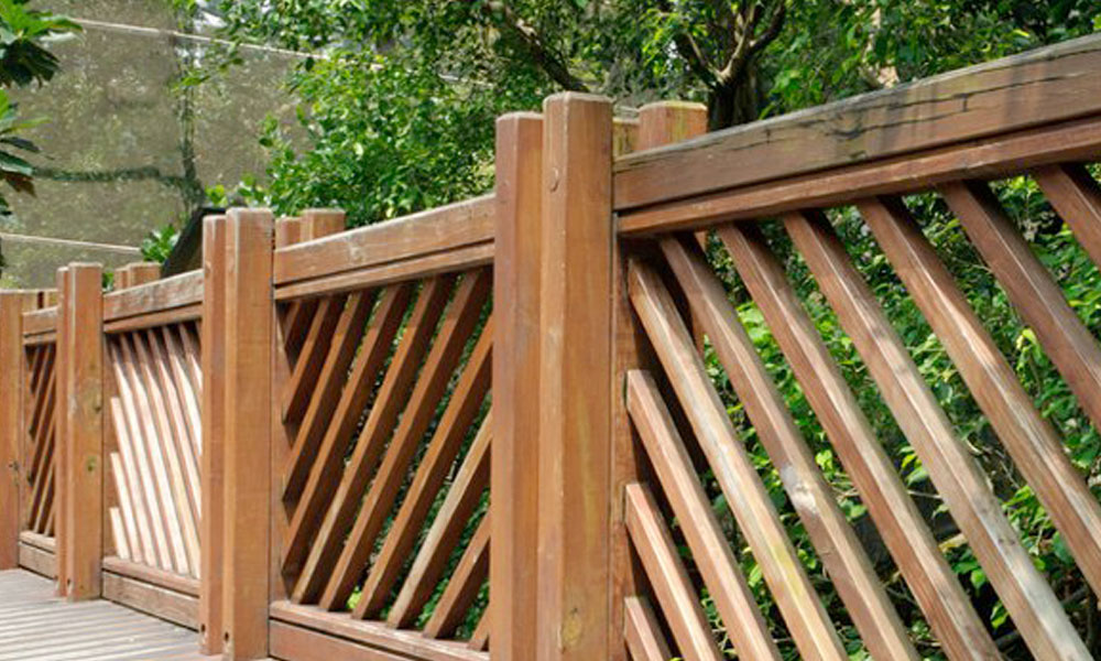 Timber Fencing 7