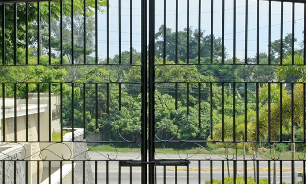 Wrought Iron Fencing 5