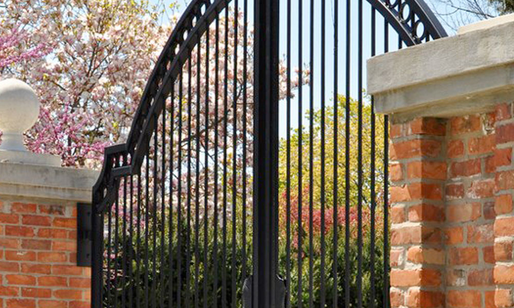 Wrought Iron Fencing 7