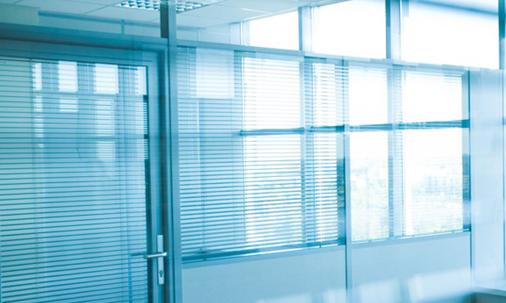 Glass Partitions 3