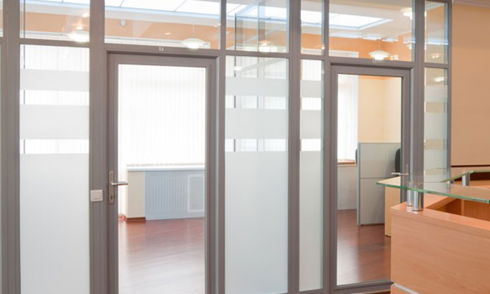 Glass Partitions 5