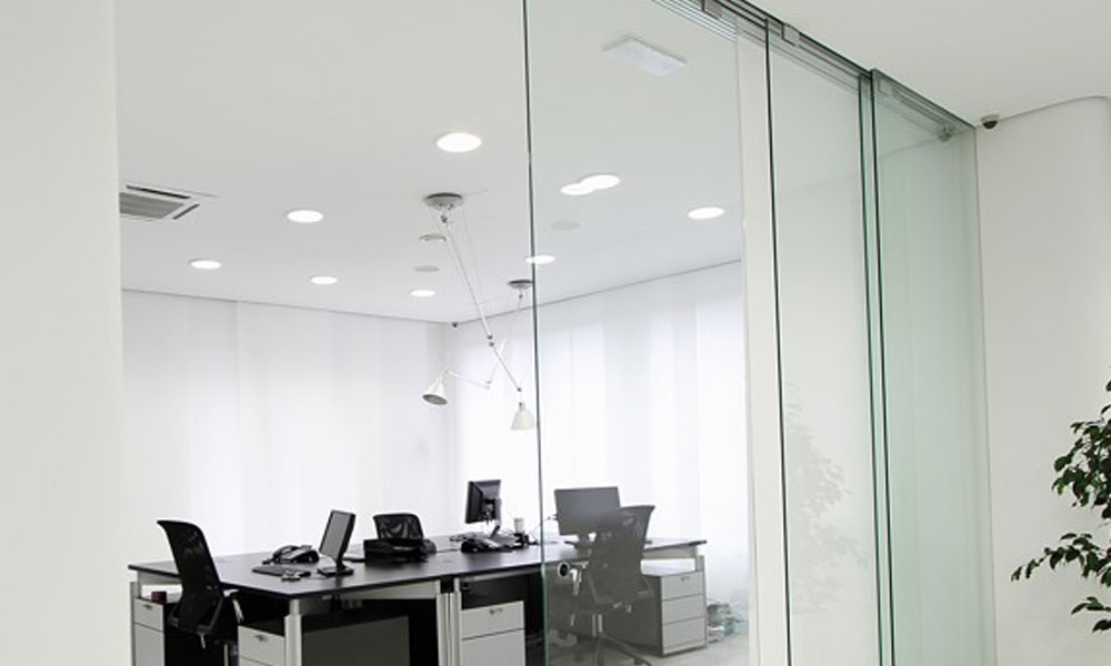 Glass Partitions 7