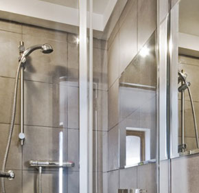 Glass Shower Screens