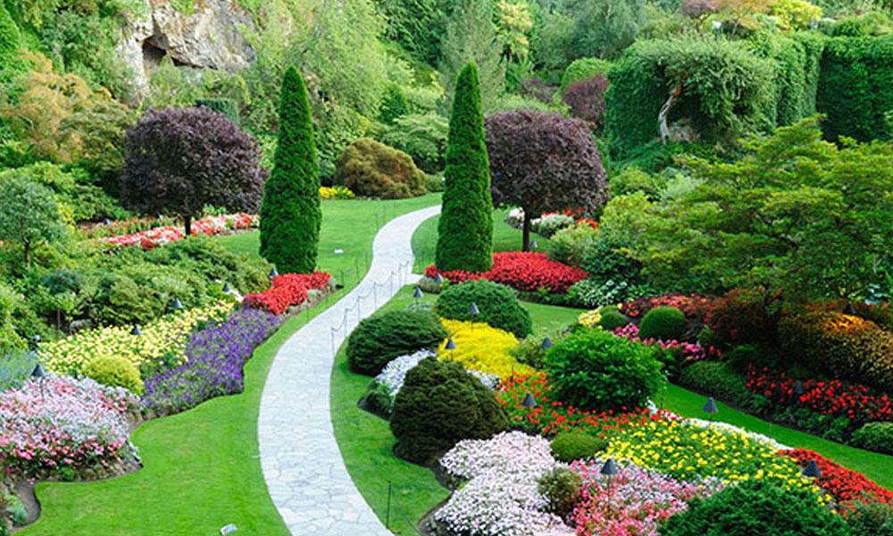 Formal Gardens 2