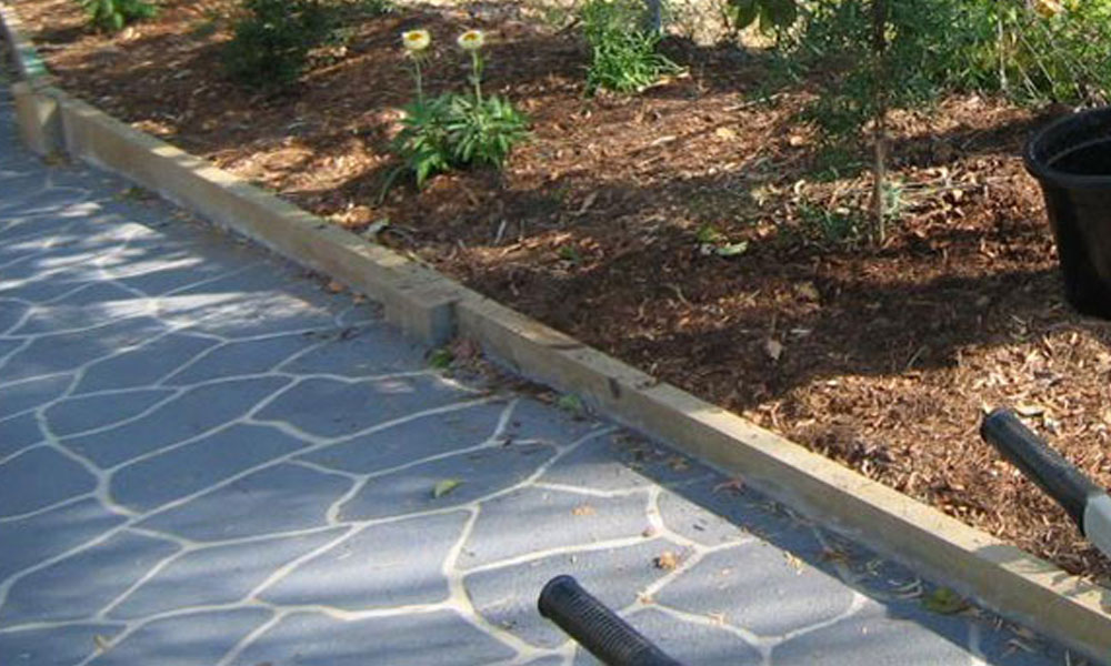 Landscaping Kerbs and Edges 5