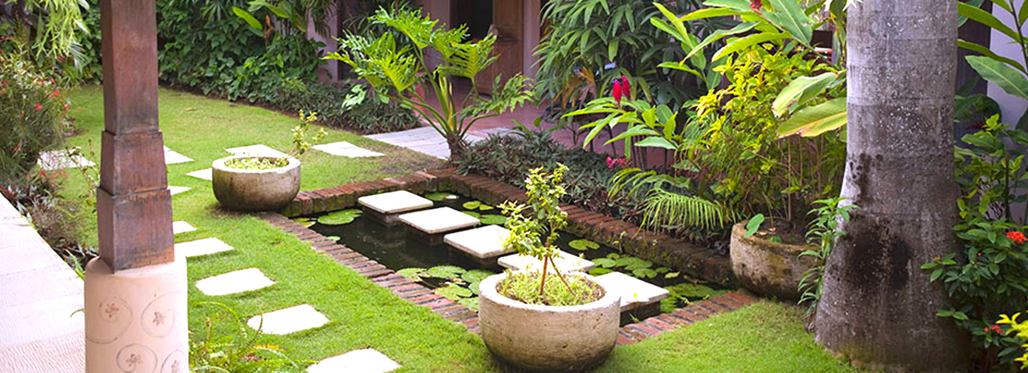 Landscaping Water Management and Drainage