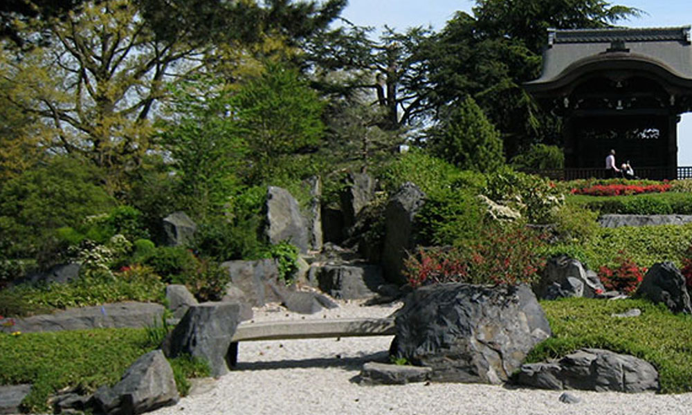 Oriental, Japanese and Zen Gardens 7
