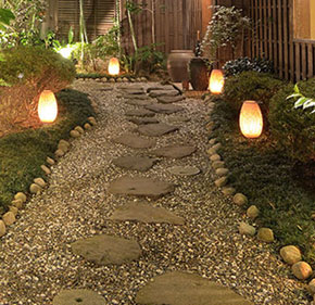 Oriental, Japanese and Zen Gardens