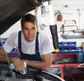 Body Repair Shops