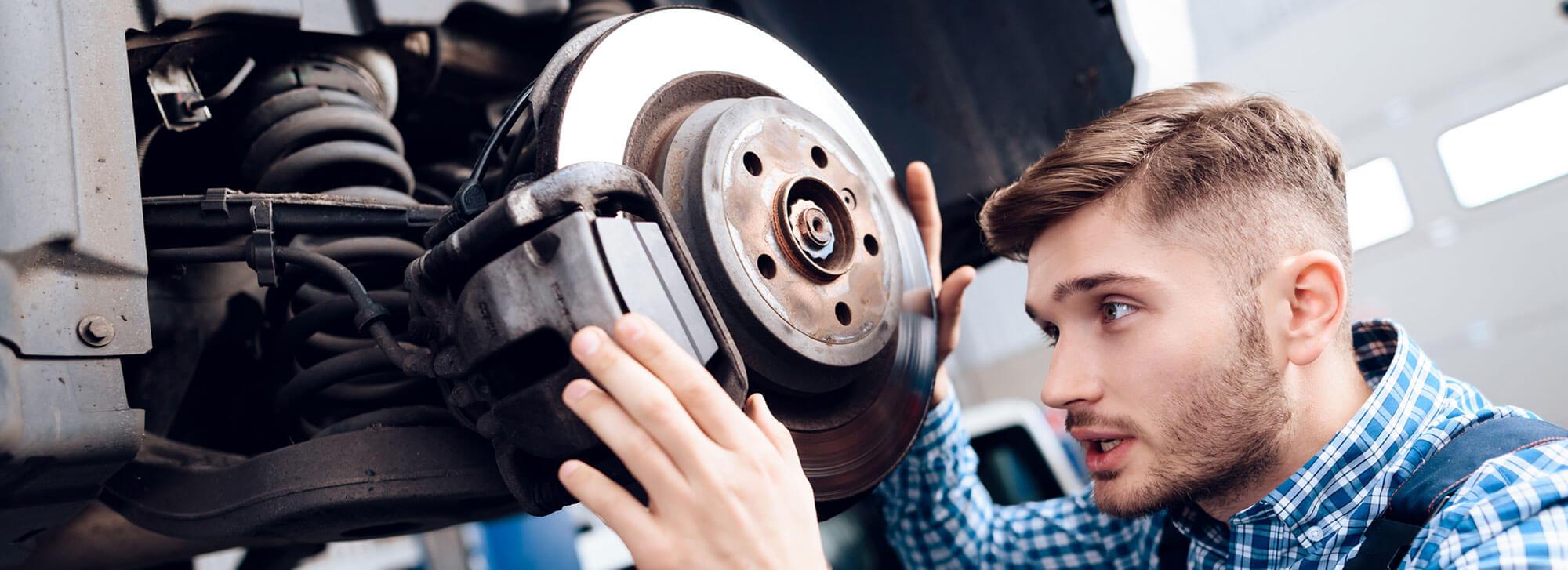 Brake Caliper Replacements