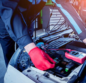 Car Batteries & Car Battery Replacements