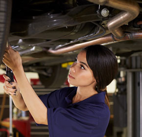 Exhaust Systems & Mufflers