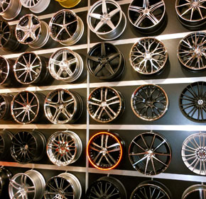 Mag Wheel Shops