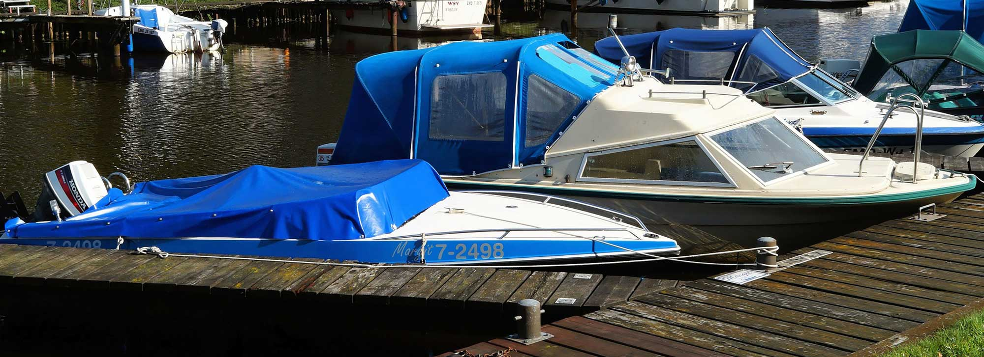 Motor & Boat Canopies