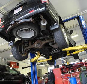 Motor Garage Equipment