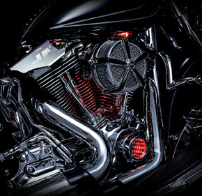 Motorcycle Parts & Accessories Retailers