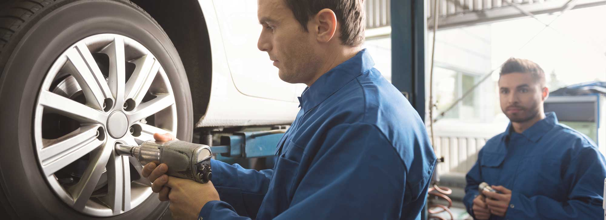 Tyre & Mechanical Repairs