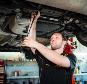 Undercar Repairs