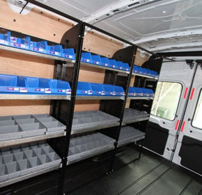 Van Shelving Suppliers