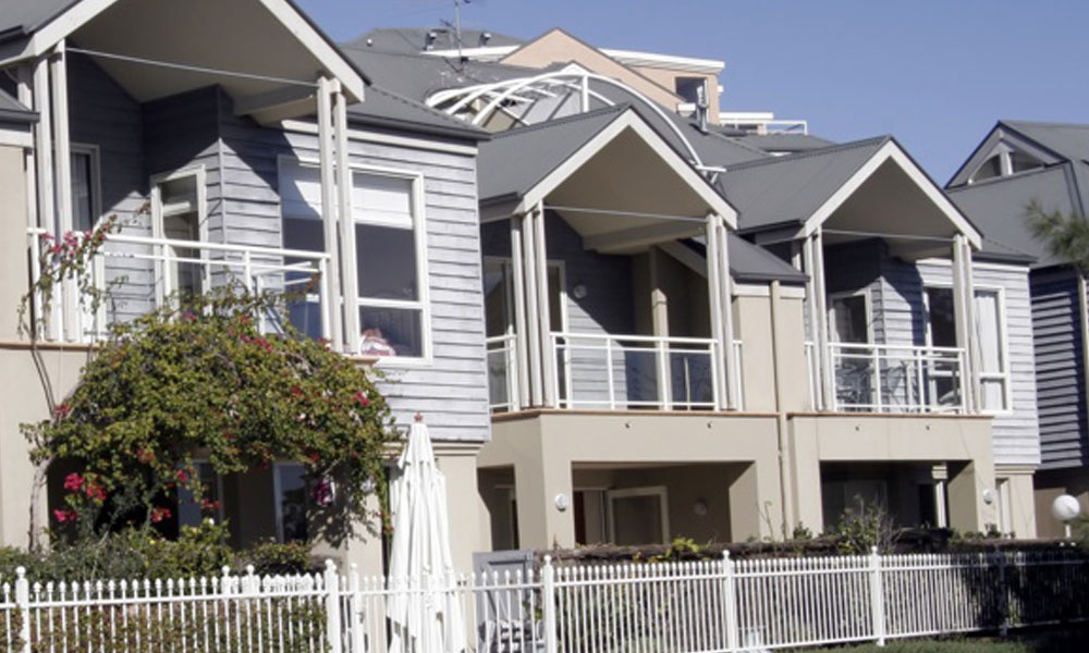 Town Houses 1